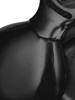 Castanhola profissional vidrio negro Nº5